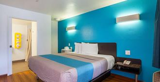 Motel 6 Ventura Downtown, CA - נטורה - חדר שינה