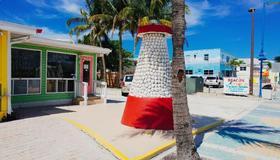 The Beacon Beachfront Bed And Breakfast - Fort Myers Beach - Näkymät ulkona