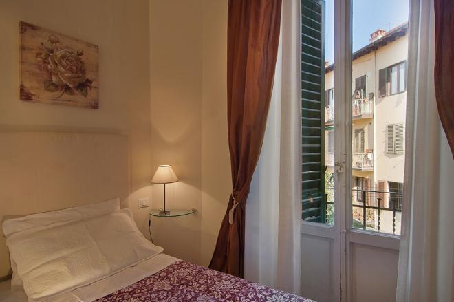 Bed & Bed Cassia - Firenze - Makuuhuone