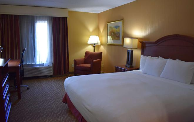 DoubleTree by Hilton Asheville - Biltmore - Asheville - Bedroom