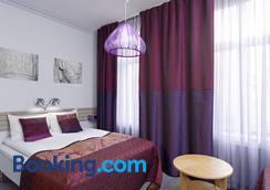 Klosterhagen Hotell - Bergen - Bedroom