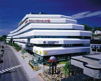 Hotel Quattro Strade - Garbagnate Milanese - Building