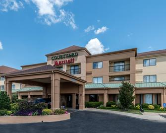 Courtyard by Marriott Tupelo - Тупело - Building