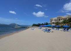 漢密爾頓海灘溫泉別墅酒店 - 聖湯瑪士教區 - 查爾斯頓 - 海灘