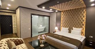 Hotel Viaggio - Yerevan - Bedroom