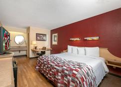 Red Roof Inn Mystic - New London - New London - Schlafzimmer