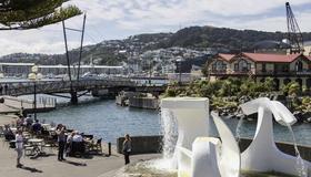 Mercure Wellington Central City - Hotel & Apartments - Wellington - Außenansicht