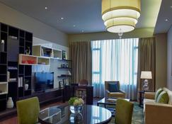 The Lakeview, Tianjin -- Marriott Executive Apartments - Tianjin - Living room