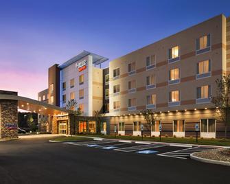 Fairfield Inn & Suites Akron Fairlawn - Akron - Bina