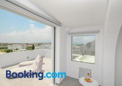 The Saint Vlassis - Naxos - Balcony