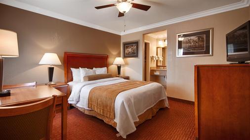 貝斯特韋斯特貿易風酒店 - 摩羅灣 - 莫羅貝 - 臥室