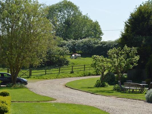 Cotenham Barn - Norwich - Näkymät ulkona