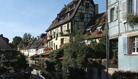 Hostellerie Le Marechal - Colmar - Outdoors view