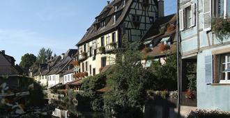 Hostellerie Le Marechal - קולמר - נוף חיצוני