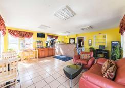Rodeway Inn University/Downtown - Austin - Aula