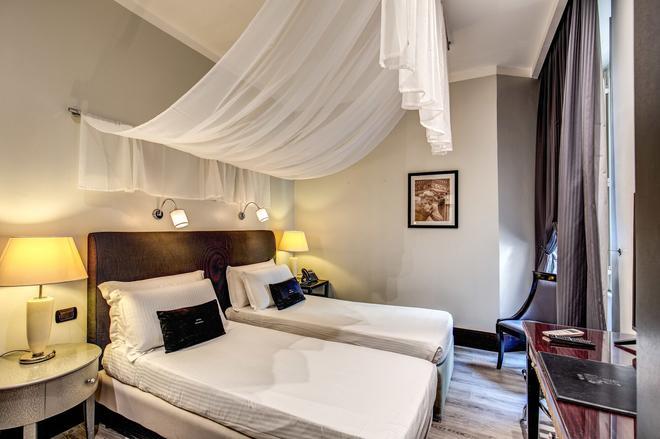 Hotel Giuggioli - Roma - Habitación