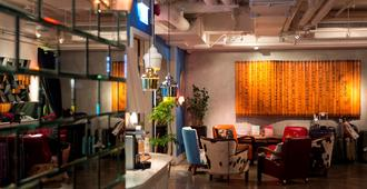 Mini Hotel Causeway Bay Hong Kong - Hong Kong - Lounge