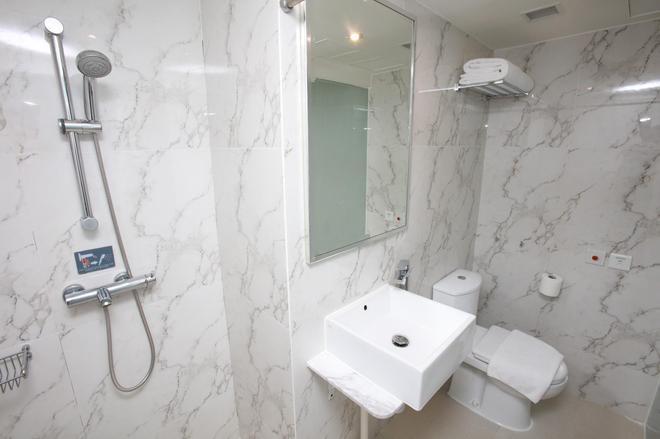 迷你酒店銅鑼灣 - 香港 - 浴室