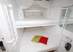 Mini Hotel Causeway Bay - Hong Kong - Bedroom