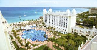 Riu Palace Aruba Hotel - Noord - Gebäude