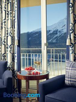 Kulm Hotel St. Moritz - St. Moritz - Balcony