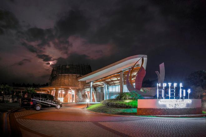 Hotel Neo+ Green Savana Sentul City By Aston - Bogor - Building