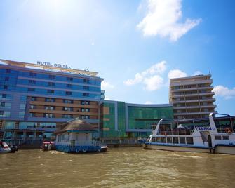 Hotel Delta 4 - Tulcea - Vista del exterior