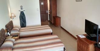 印度斯坦海灘度假酒店 - 瓦卡拉 - Varkala - 臥室