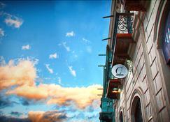 Casa 1881 - Riobamba - Vista del exterior