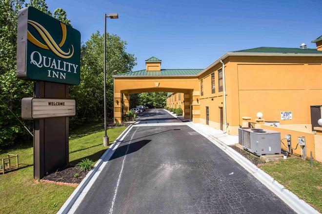 Quality Inn Union Us Hwy 176 - Union - Building