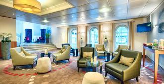Leonardo Hotel Hamburg City Nord - Hamburg - Lounge