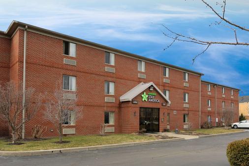 Extended Stay America - Evansville - East - Evansville - Building