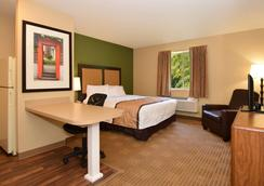 Extended Stay America - Evansville - East - Evansville - Bedroom