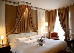 Carlton Lausanne Boutique Hotel - Lausanne - Sovrum