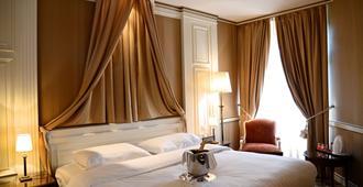 洛桑卡爾頓精品酒店 - 洛桑 - 洛桑 - 臥室