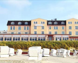Strandhotel Gerken - Wangerooge - Building