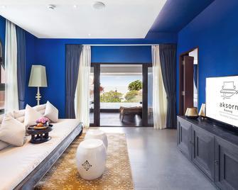 Aksorn Rayong The Vitality Collection - Muang Klaeng - Obývací pokoj