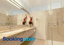 Hotel Garni in der Breite - Albstadt - Bathroom