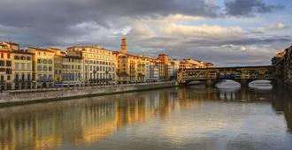 Hotel Berchielli - Florencia - Vista del exterior
