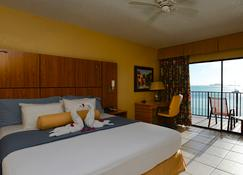 Emerald Beach Resort - Saint Thomas Island - Sypialnia