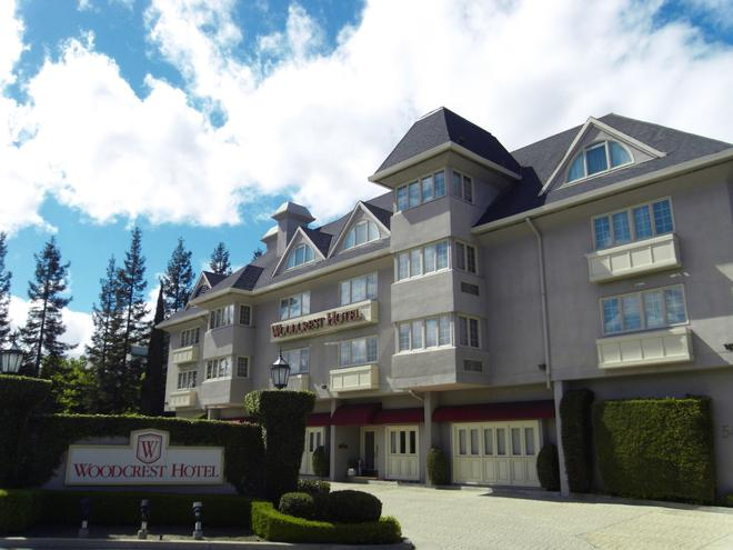 Woodcrest Hotel - Santa Clara - Building