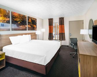 Days Inn by Wyndham Cookeville - Cookeville - Schlafzimmer