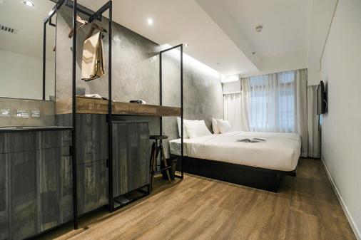 Hotel Hart - Hongkong - Schlafzimmer