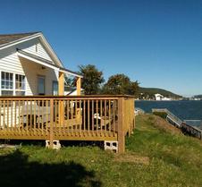 beautiful seaside cottage