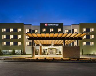 Best Western Plus Peppertree Nampa Civic Center Inn - Nampa - Gebouw