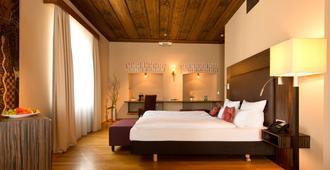 ACHAT Plaza Herzog am Dom Regensburg - רגנסבורג - חדר שינה