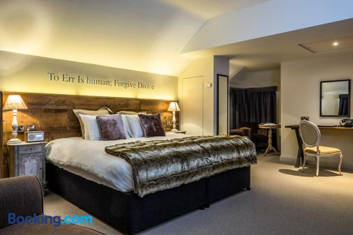 Alexander Pope - Twickenham - Bedroom