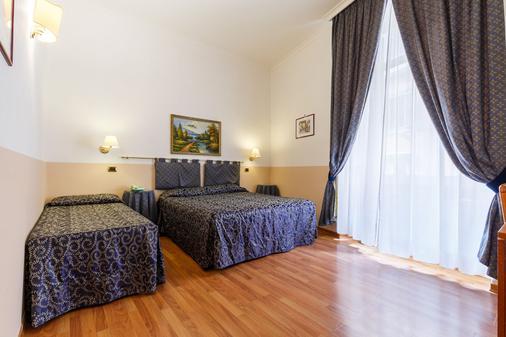 巴黎酒店 - 羅馬 - 羅馬 - 臥室