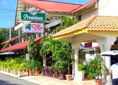 Chic Hotel Montecristi - San Fernando de Monte Cristi - Vista del exterior