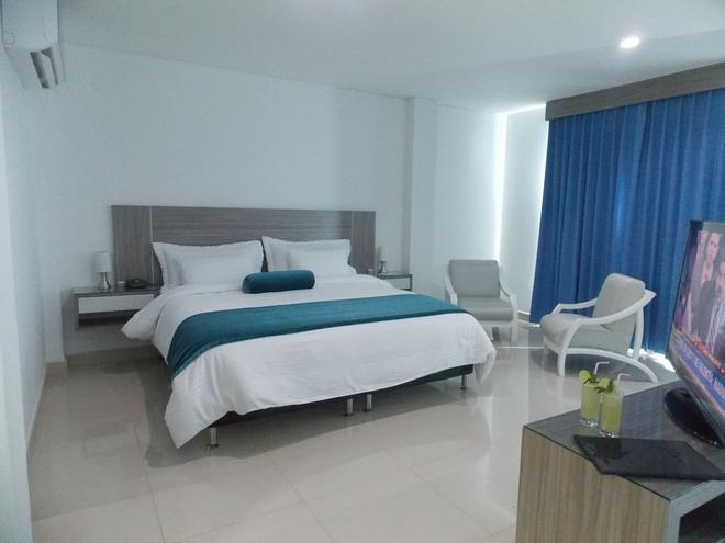 Hotel Altamar Cartagena - Cartagena - Makuuhuone